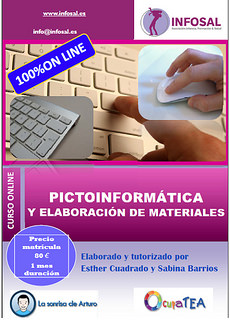 Curso online de pictoinformática y elaboración de materiales