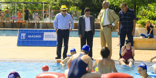 XI JORNADA DE NATACIÓN RECREATIVA