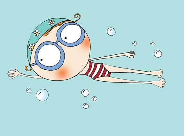 Actividad de piscina
