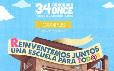 PREMIO CAMPUS 34 Concurso ONCE