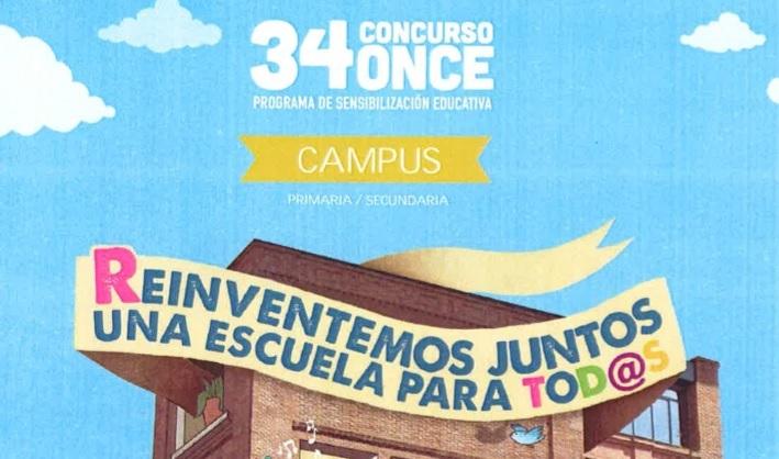 Premio CAMPUS 34 Concurso ONCE días 15, 16, 17 y 18 de junio