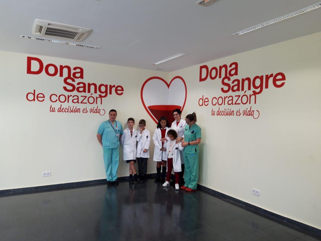 Entrega del Calendario Hospital Torrejón de Ardoz 2019 el 19 de diciembre