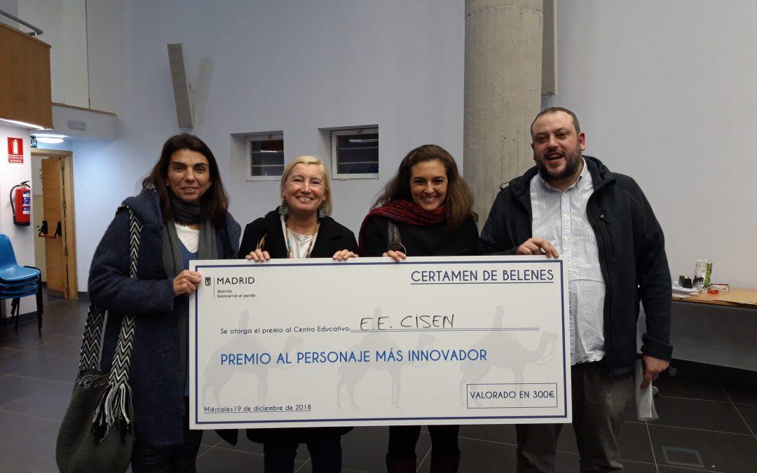 Ganadores del Belén del concurso del Distrito de Fuencarral – El Pardo