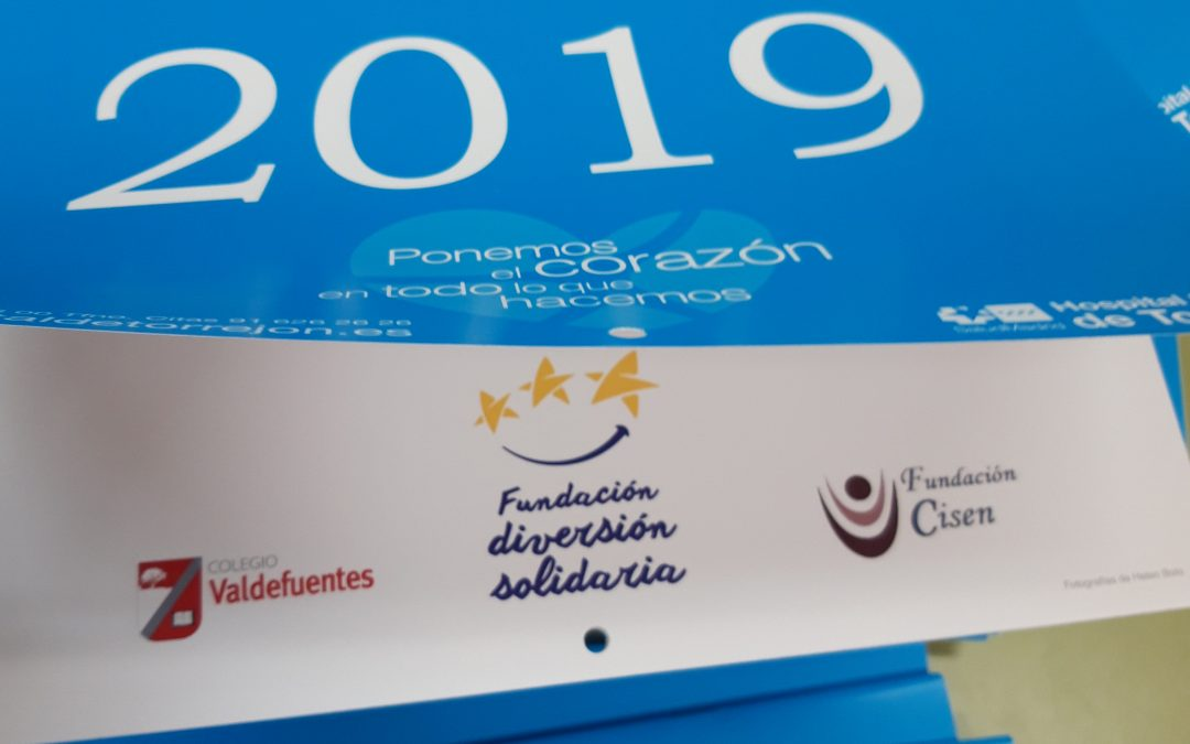 Calendario 2019 Hospital Torrejón de Ardoz