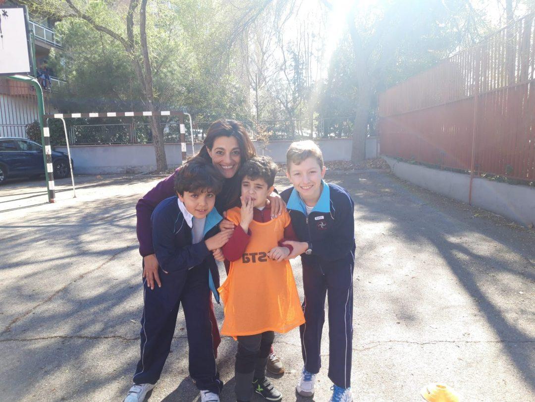 Jornadas de convivencia con el colegio Sta. Catalina de Sena