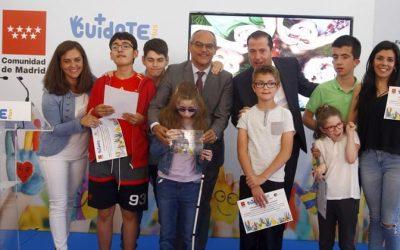 Ganadores del II Programa educativo Cuídate +